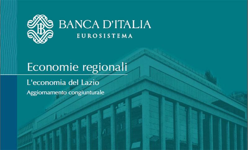 BANCA-D'ITALIA-L'economia-del-Lazio-novembre-2020
