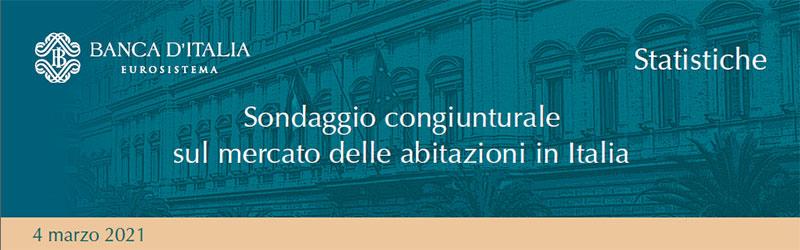 BANCA D'ITALIA-Sondaggio-congiunturale-mercato-abitazioni-quarto-trimestre-2020