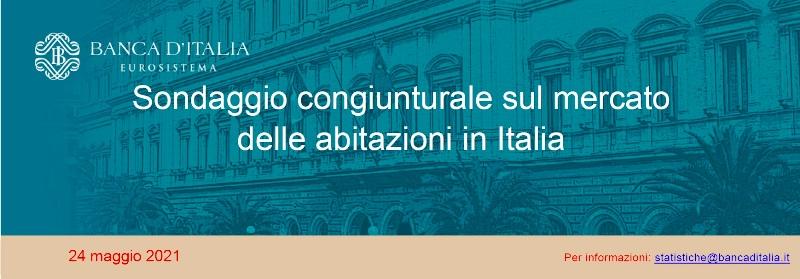 BANCA-ITALIA-Sondaggio-congiunturale-mercato-abitazioni-primo-trimestre-2021